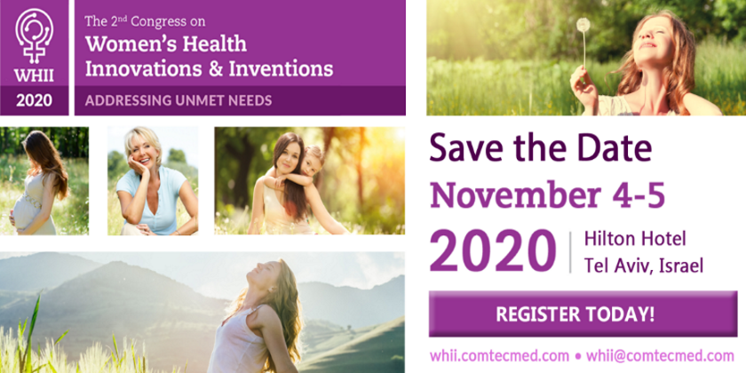 Women's health inovations & inventions