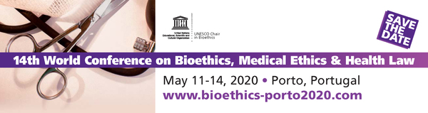 14th World Conference on Bioethics, Medical Ethics & Health Law